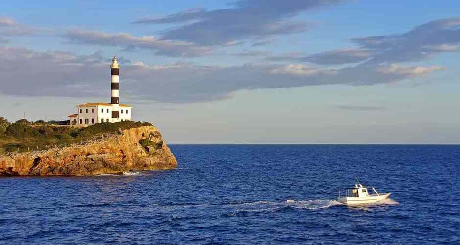 Lighthouses In Mallorca